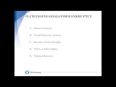 2016 09 22 14 09 The Modern Chapter 11 Bankruptcy Dilemma