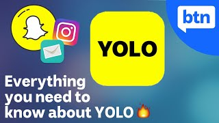 What is Yolo & Why is it so Popular? Explaining the Anonymous Snapchat Messaging App