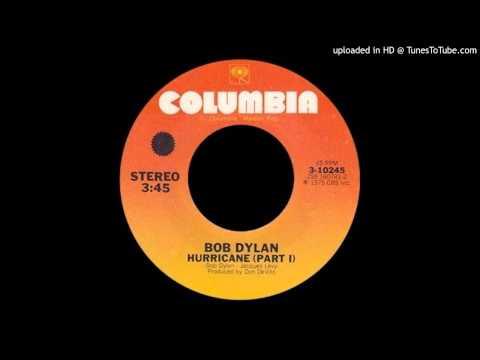 Bob Dylan  Rubin Hurricane Carter