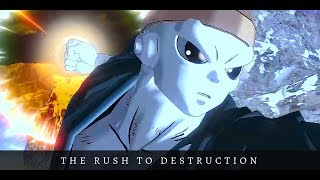 The Beyonders Xenoverse 2 Mods | New Jiren Skill | The Rush To Destruction