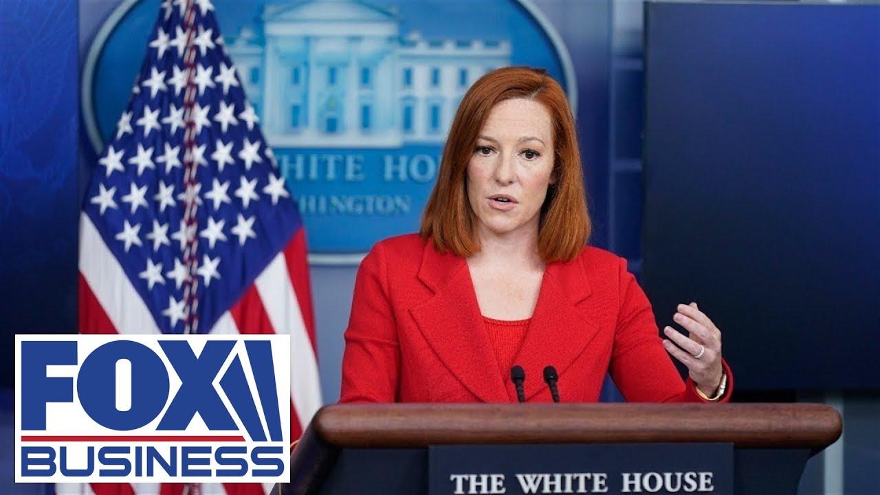 Download White House press secretary Jen Psaki holds a briefing   10/19/21