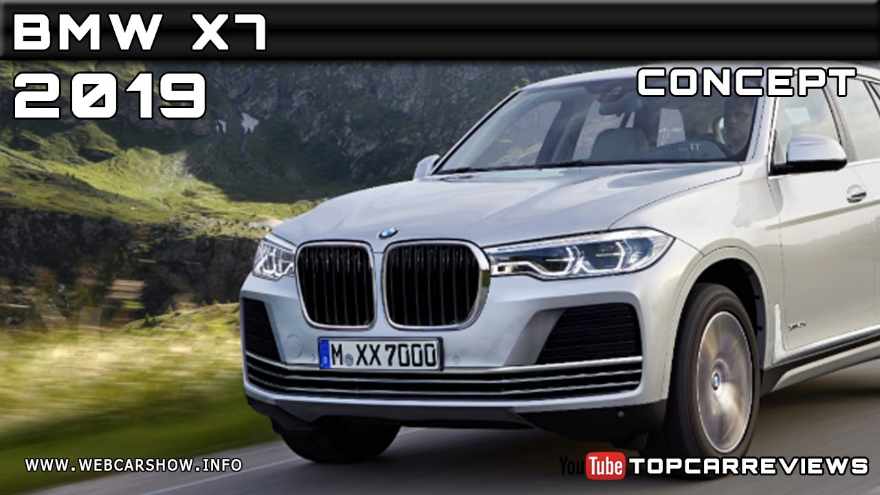 2019 Bmw X7 Concept Review Rendered Price Specs Release Date