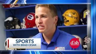 Brad Cesak Live Sports 4-14-18