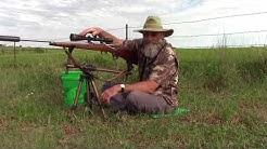 Prairie dog pest control using the .222 Rem./50gr V-MAX