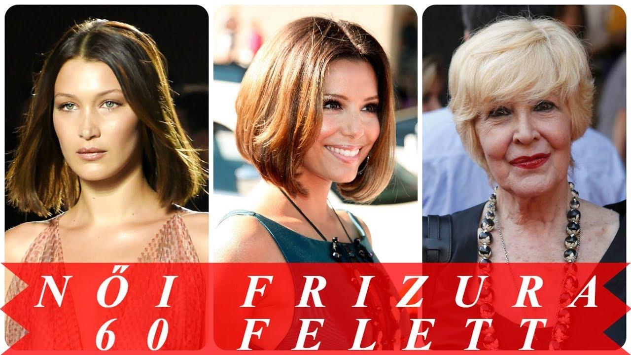 2019 Frizura Divat 40 Felett - Frizura Wallpaper