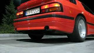 Mazda RX-7 FC rotary engine / wankel engine