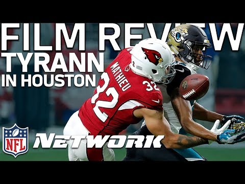 What Tyrann Mathieu will Bring to Houston | Film Review | NFL Network