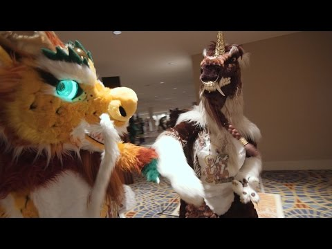 Furry Weekend Atlanta 2015 Con Video (FWA2015)