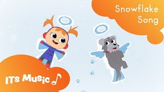 Snowflake Song | Singalong | ITS Music Kids Songs