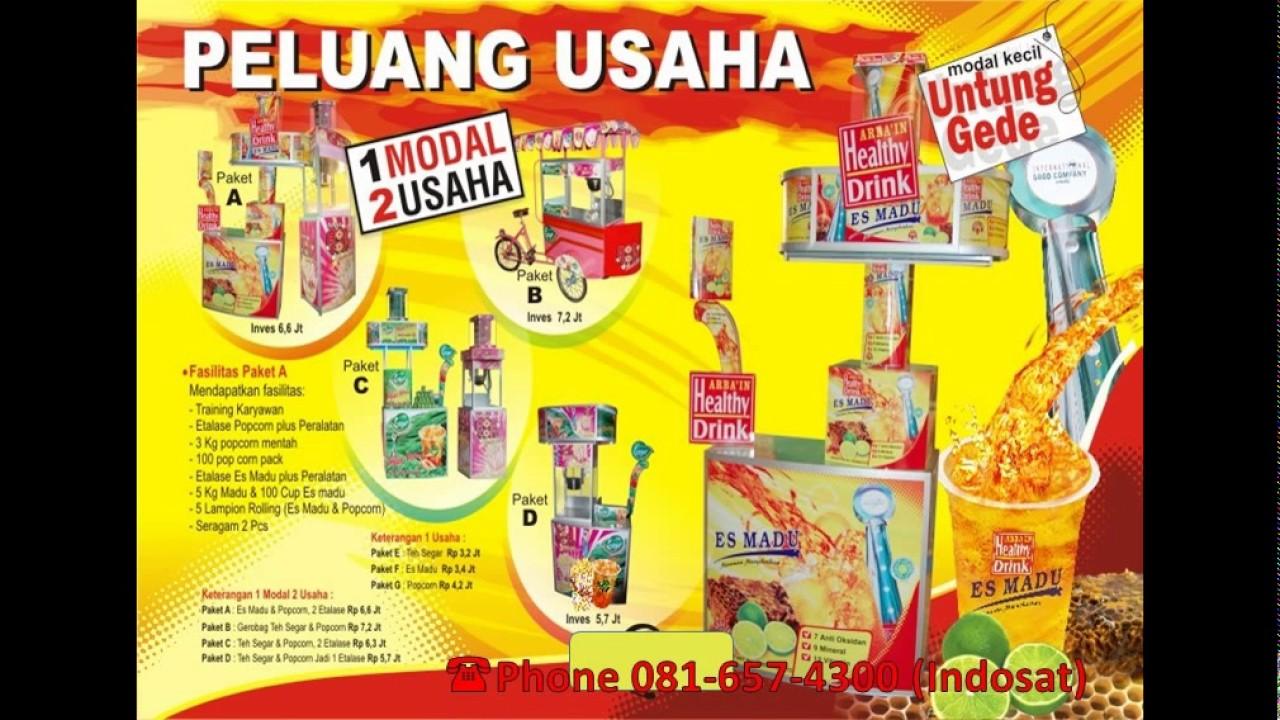 0816574300 (Indosat) - Waralaba Murah Meriah Sambas - YouTube