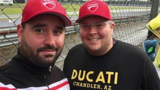 EuroTrip - Assen MotoGP and World Ducati Week 2016