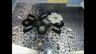 видео 3Д плитка для ванной комнаты: эффект 3D и особенности (17 фото)