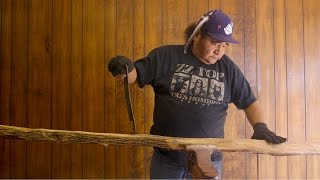 Cherokee Bowmaker Richard Fields