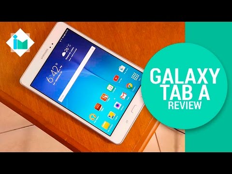 Samsung Galaxy Tab A con S Pen - Review en español