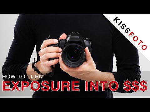 3 Ways to Turn Exposure Into Money as a Photographer