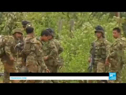 Colombia: historic ceasefire deal reached between authorities and FARC rebels