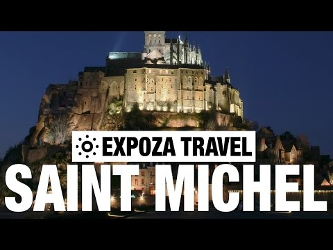 Le Mont saint Michel Vacation Travel Video Guide