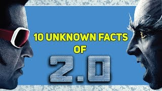 2.0  Official teaser |10 Awesome Facts| Rajinikanth|Shankar|Akshay Kumar|Kichdy|Tamil Cinema Latest