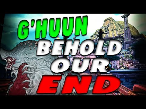 G'huun: The ULTIMATE Weapon. The Titan's Greatest Mistake!