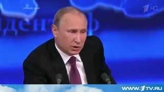 пресс конференция путина 2014, ЦБ РФ правильно ограничил валютные интервенции(, 2014-12-25T13:07:30.000Z)