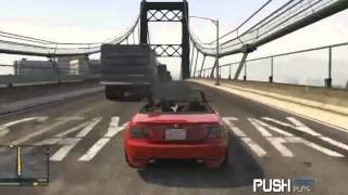 Grand Theft Auto V (GTA 5) Mission 2 - Retrieve the Yacht (HD) (PS3/Xbox 360/PC)