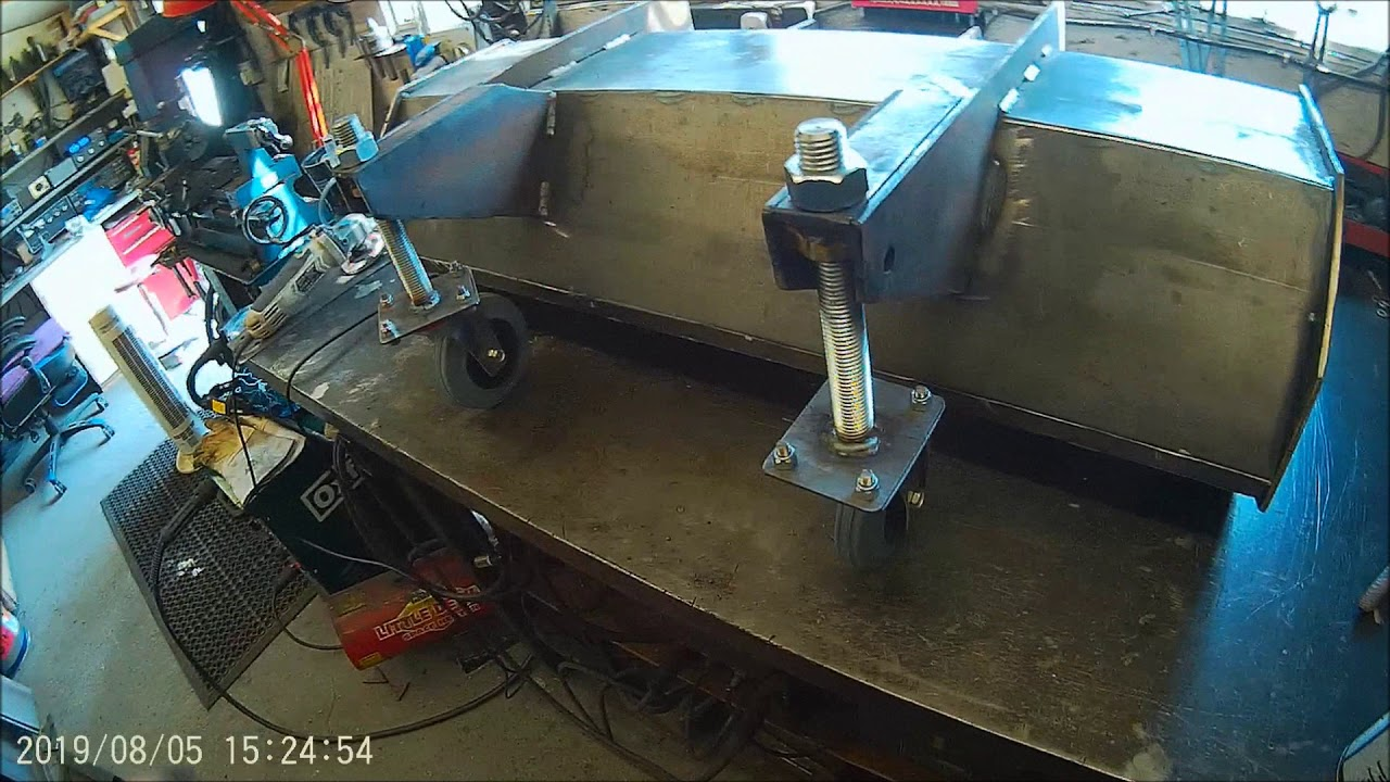 ATV Flail Mower part4 - YouTube