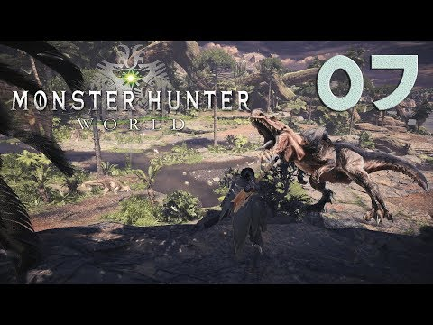 Monster Hunter World FR  - Tentative sur l'Anjanath #07 thumbnail