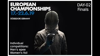 European Championships Day02 - Finals
