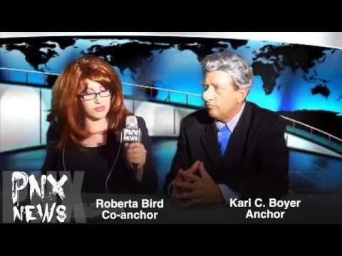 """PNX News (Punks News) episode 5 """"RIKK AGNEW"""""""