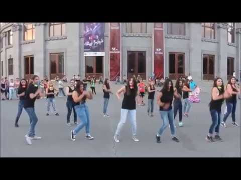 The 2nd K-pop Flashmob in Armenia (2014)