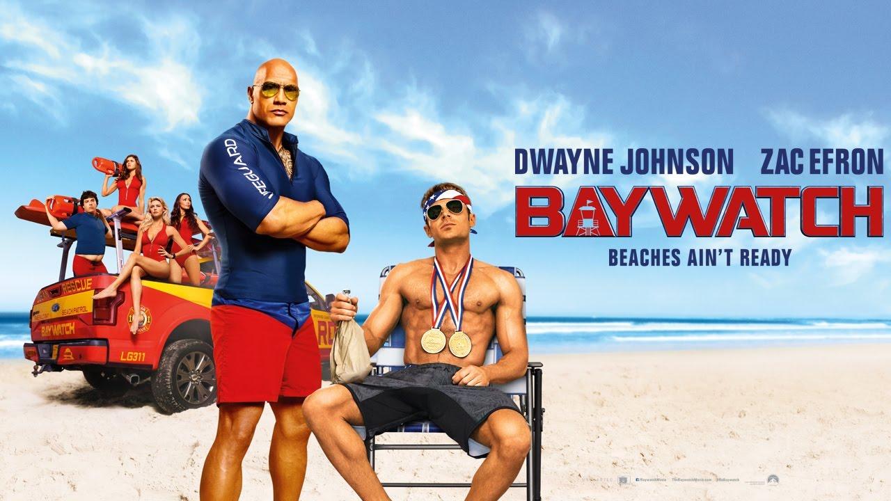 Baywatch trailer 2 - I biografen 1. juni