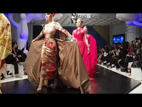 Spanish Designer Alejandro Resta in Qatar SS2018