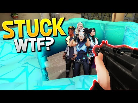 VALORANT BEST WTF & FUNNY MOMENTS - Epic Highlights! #42