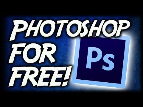 ✔how to get photoshop cs6 FREE 2016 EAZY on windows 7/8/10