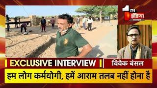 Vivek Bansal ने बिना नाम लिए  Sachin Pilot पर हमला बोला, First India ने की खास बातचीत