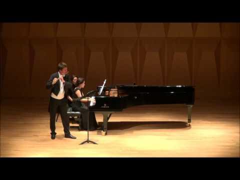 Karl-Heinz Schütz- Gaubert: Sonata No. 3 mov.1