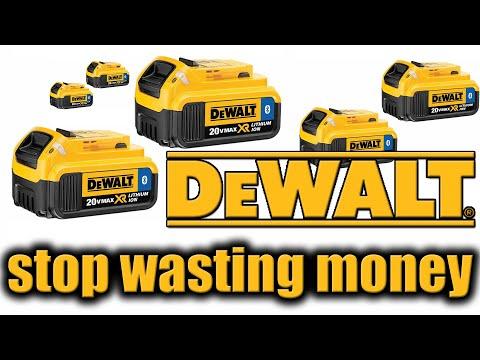 DeWALT Tools (YOU'RE