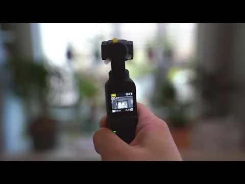 DJI Pocket 2 - Vertical Mode