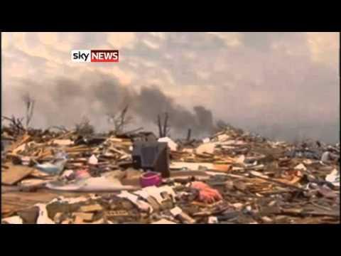 Tornadoes Flatten Joplin, Missouri