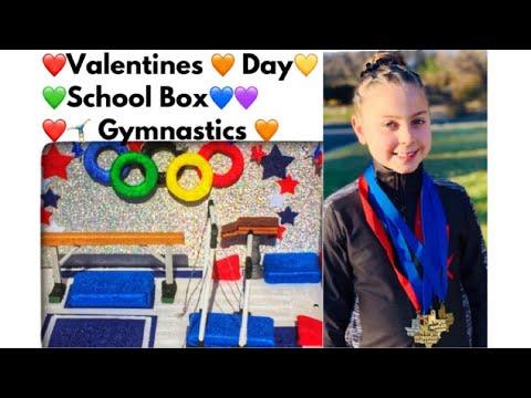 Valentines Mailbox (Gymnastics) DIY