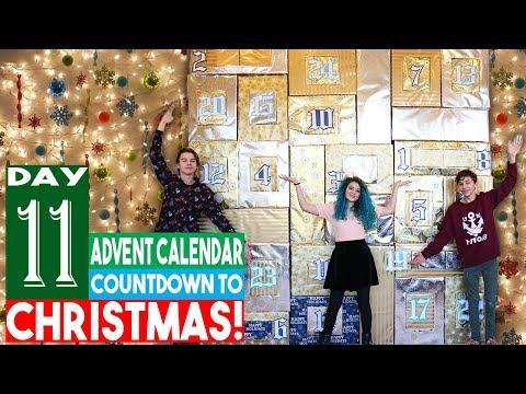 BIGGEST Advent Calendar! Day 11 Christmas Countdown 2018