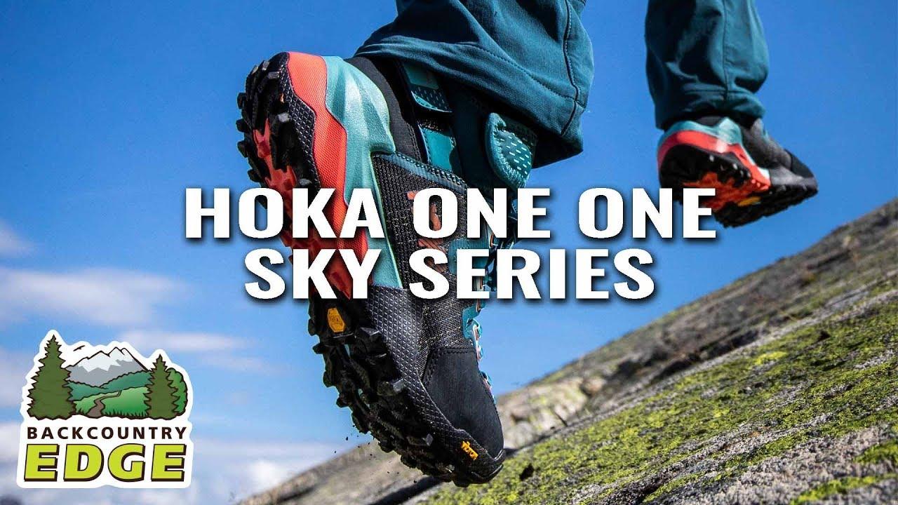 235693a14e3ce Hoka One One ~ Sky Series - YouTube