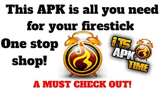 How to download Apktime for a firestick 2018(All types of