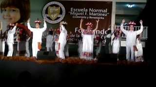 yucatan: chinito koy koy: club de danza juventud normalista
