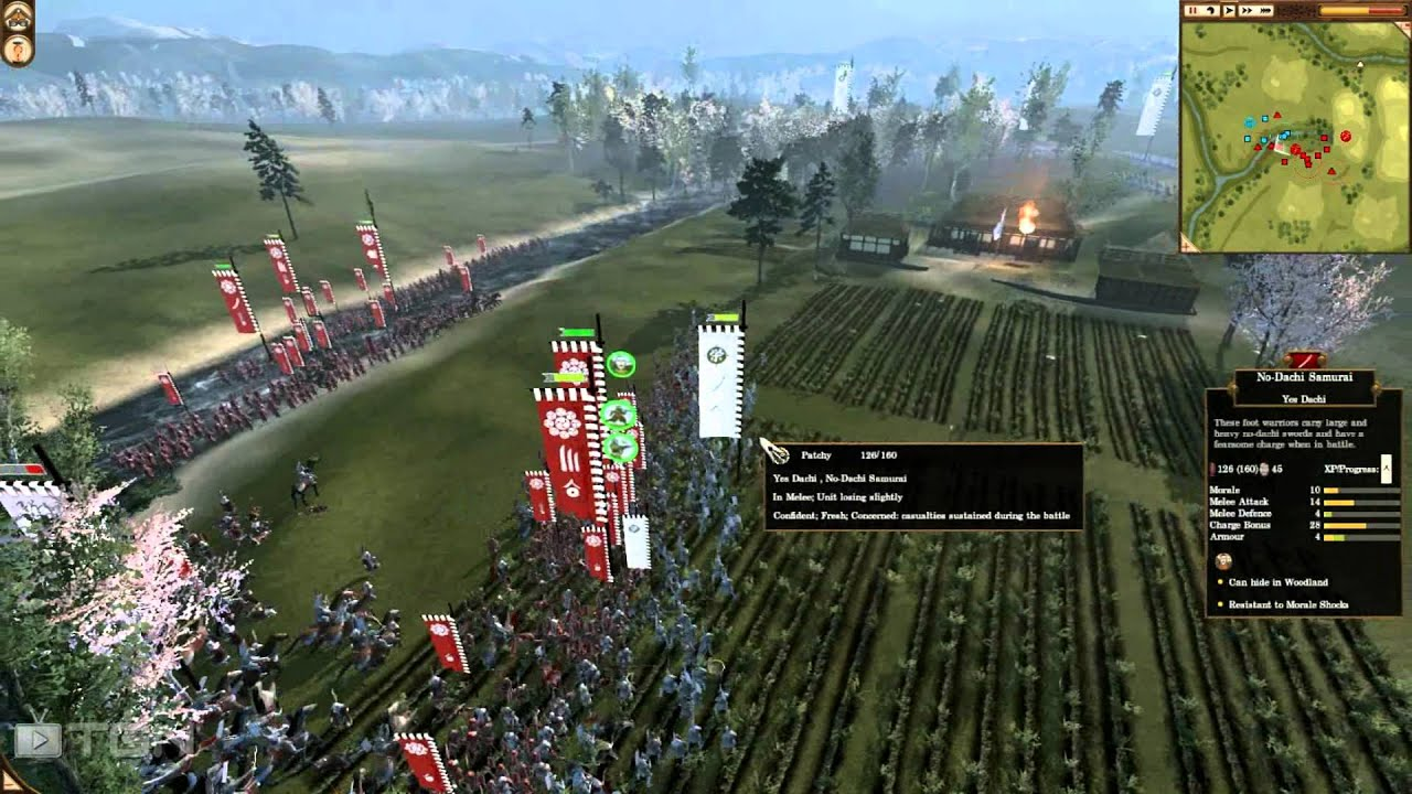 Shogun 2 matchmaking
