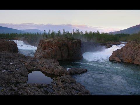 """Putorani or a trip along the Yenisei river to basalt sombrero"""
