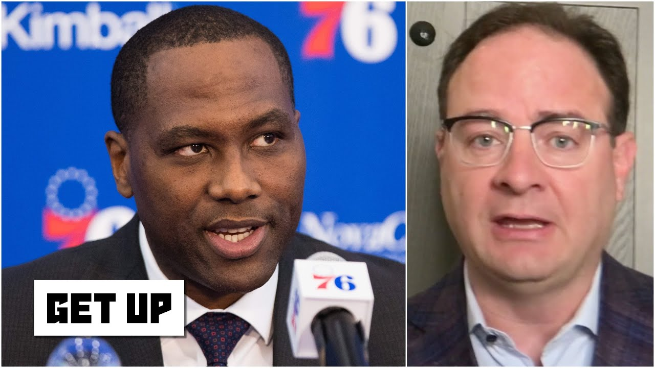 Woj expects the 76ers to make more changes following Brett Brown's dismissal | Get Up