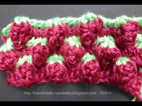 Knitting Raspberry Stitch In The Round : Raspberry Stitch How To-????