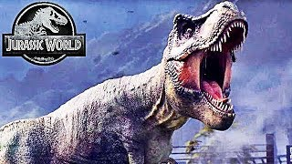 BIENVENUE À JURASSIC WORLD ! | Jurassic World Evolution #1