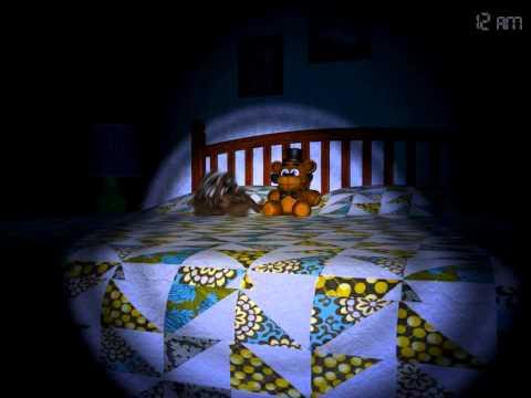 ВОССТАНИЕ ИГРУШЕК В ИГРЕ ПЯТЬ НОЧЕЙ С ФРЕДДИ СТРАШНЫЙ МИШКА  пугает нас ночью страшилка на SVG